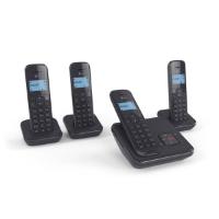 Telekom Sinus CA34 Quatro Schnurlostelefon