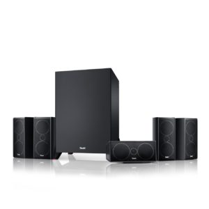 Teufel Consono 35 Mk3 5.1-Set Schwarz Film Subwoofer Lautsprecher Movie Musik Raumklang Sound Heimkino DTS HD Komplettanlagen 5.1 Soundanlage