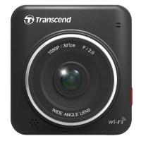 Transcend TS16GDP200 DrivePro 200 Full-HD Autokamera (6.1cm (2.4-Zoll) Farbdisplay, inkl. 16GB microSDHC Speicherkarte MLC, WiFi-Funktion) schwarz