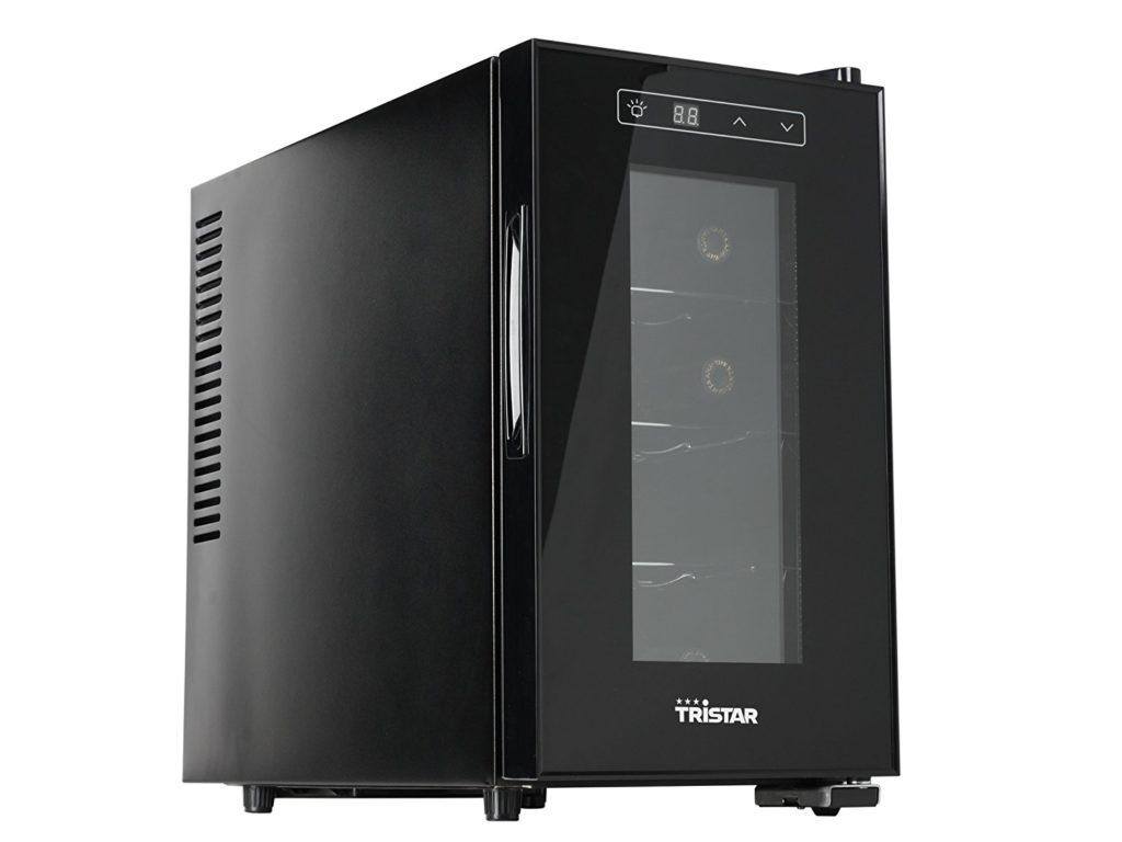 Mini Kühlschrank Beleuchtet : Tristar wr weinkühlschrank im test expertentesten