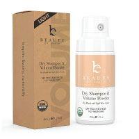 Trockenshampoo-(bio);-schnelles-Auffrischen-&-Stylen;-optimal-für-hellblonde,-platinblonde,-graue-und-weiße-Haarfarben