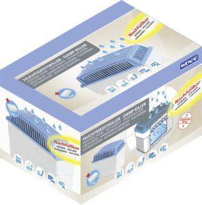 Wenko 5410010100 Feuchtigkeitskiller 1 kg - Raumentfeuchter, 24 x 16 x 15 cm, weiß 3