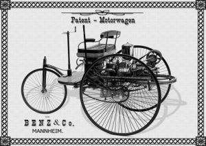 Mercedes Benz Motorwagen