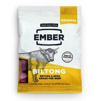 Best Ember Beef Jerky Biltong 10 x 30g Beutel
