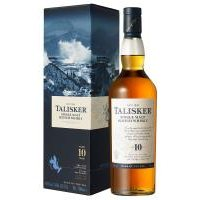 Talisker 10 Jahre Single Malt Scotch Whisky