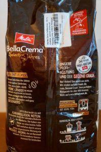 06. Melitta Bella Crema Bohne 1