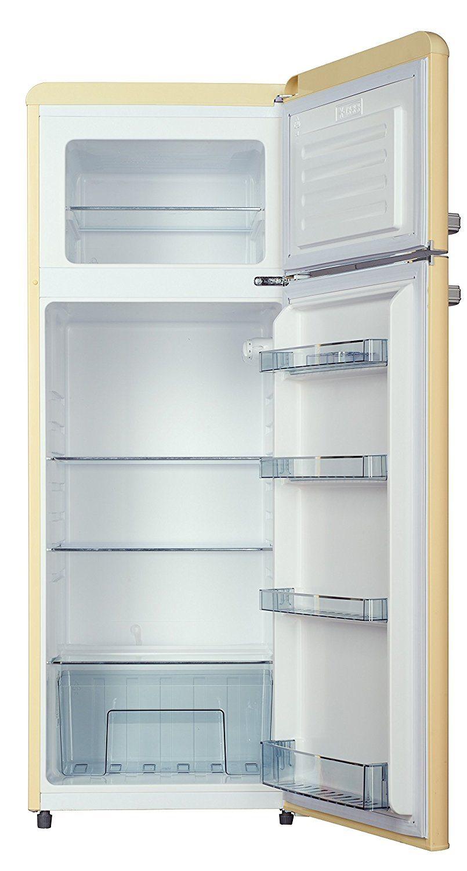 Retro Kühlschrank Test 2018 • Die 10 besten Retro Kühlschränke
