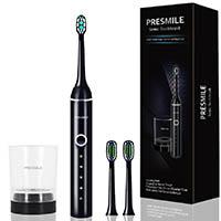 Premile Elektrische Zahnbürste mit Schalltechnologie