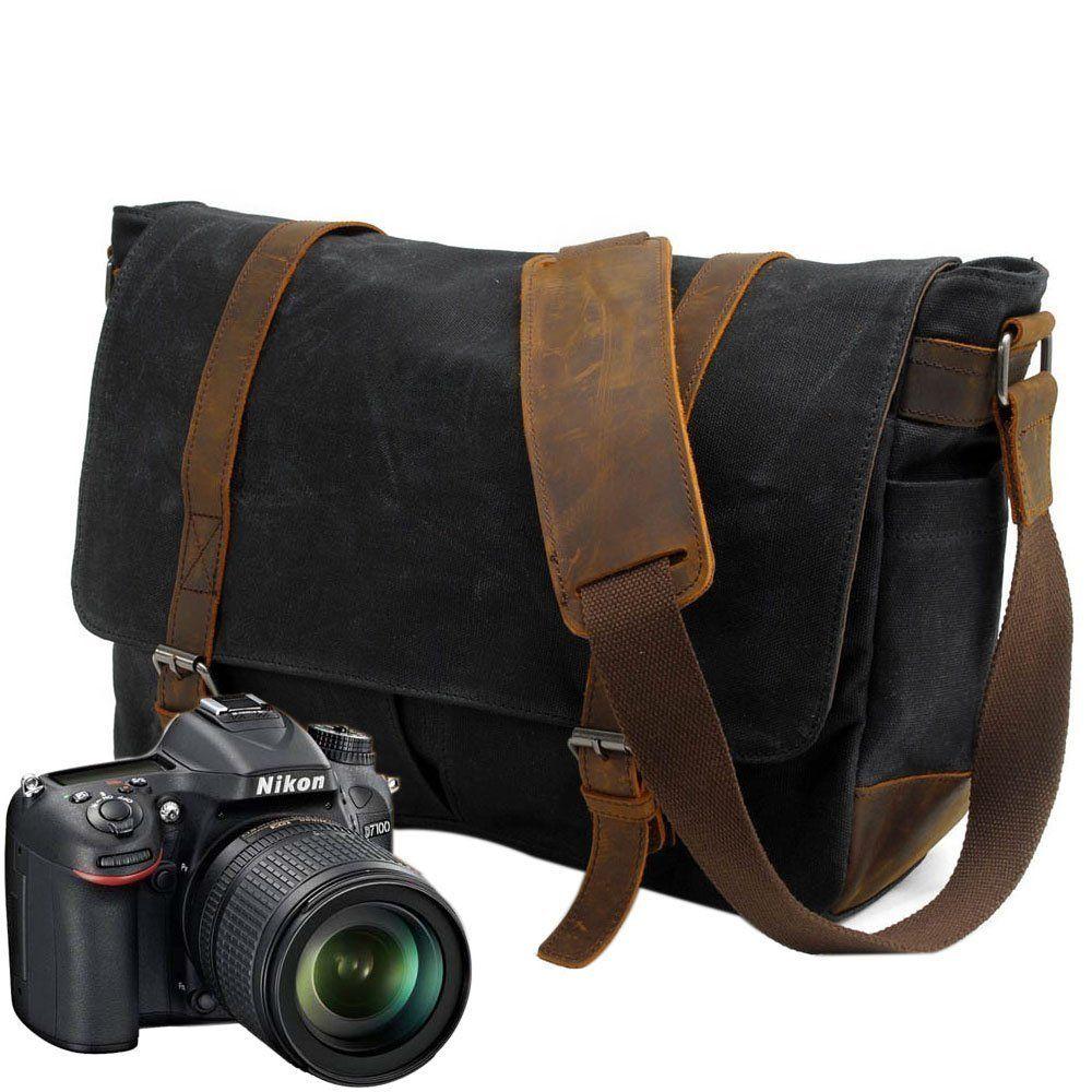 5 Tipps mit denen Sie die ideale Tasche für Ihre Spiegelreflexkamera finden