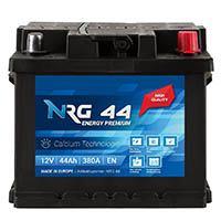 NRG Premium Autobatterie 12V 44Ah