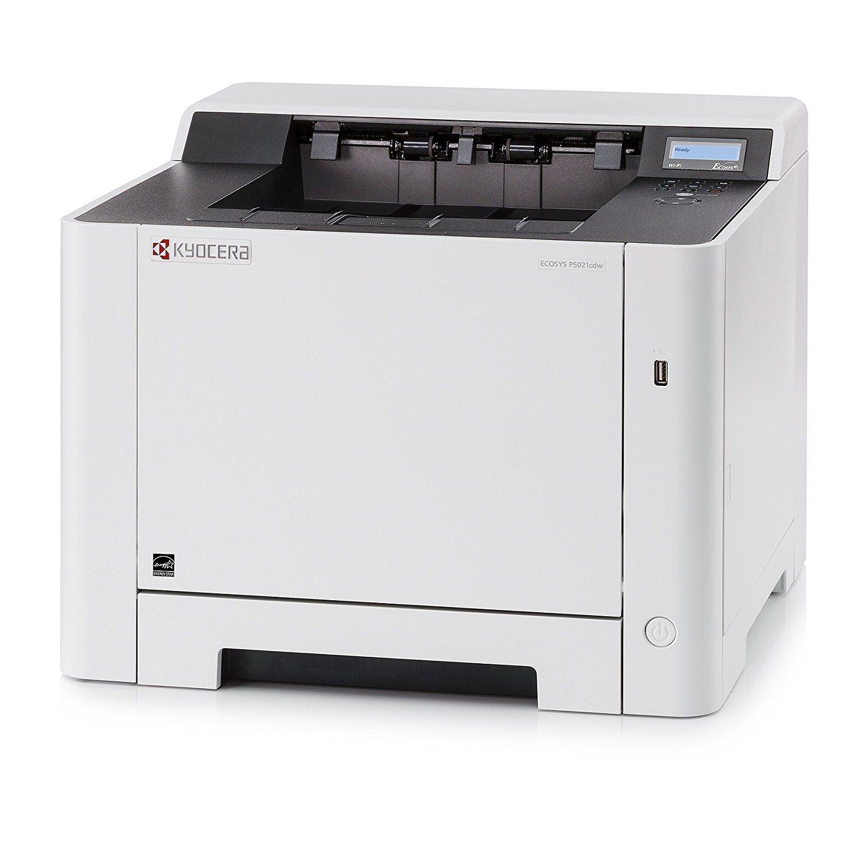 Kyocera Ecosys P5021cdw Farblaserdrucker im Test