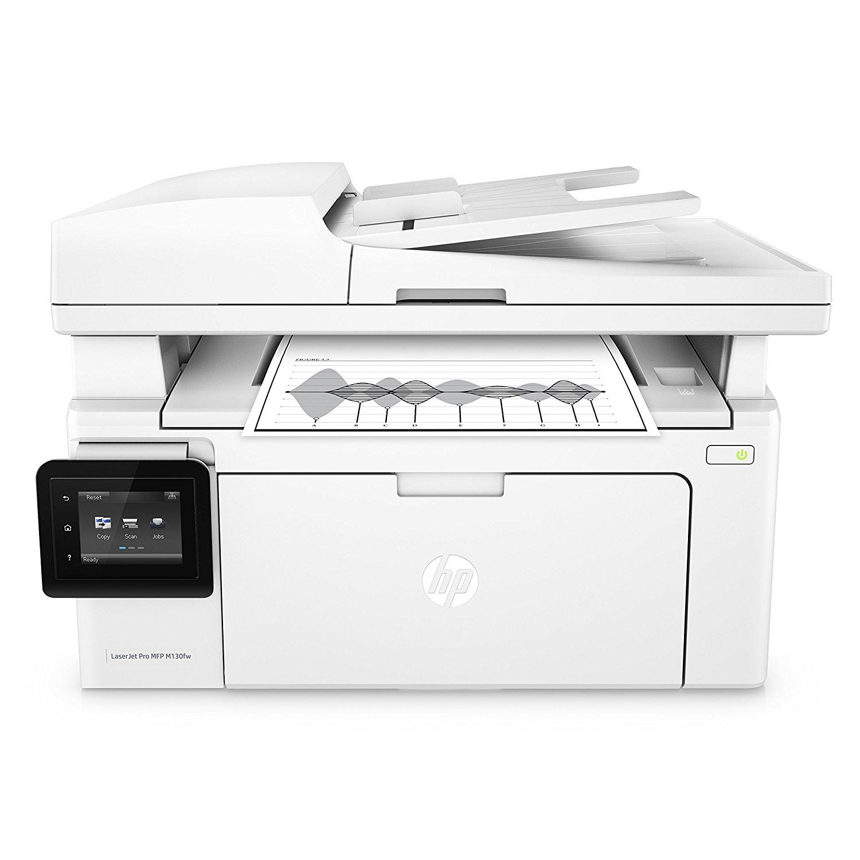 HP LaserJet Pro M130fw Laserdrucker Multifunktionsgerät im Test