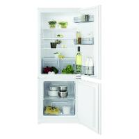 AEG SCB41411LS Einbau Kühl-Gefrier-Kombination mit Gefrierteil unten / 160 l Kühlschrank / 57 l Gefrierschrank / pflegeleichter Kühlraum & LowFrost Gefrierfach / A+ / Einbau-Höhe: 144,6 cm / weiß [Energieklasse A+]
