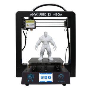 Anycubic I3 Mega 3D Drucker Kit mit größerer Druckgröße und 3,5 Zoll TFT Touchscreen PLA ABS 1.75mm Filament (I3 Mega)