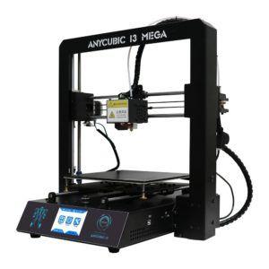 Anycubic I3 Mega 3D Drucker Kit mit größerer Druckgröße und 3,5 Zoll TFT Touchscreen PLA ABS 1.75mm Filament (I3 Mega) Test