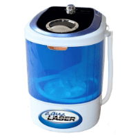 Aqua Laser Mini Waschmaschine  im Test