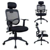 Die Bewegungsmechanik von Bürostühlen