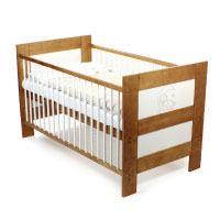 Baby-Vivo-Kinderbett-Juniorbett-Babybett-Massiv-Holz-Kiefer-140-x-70-cm---Teddy
