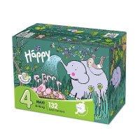 Bella-Baby-Happy-Windeln-Maxi-Größe-4-(8-18-kg),-132-Stück