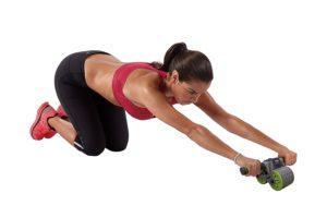 Body Sculpture Power Wheel Bauchmuskeltrainer