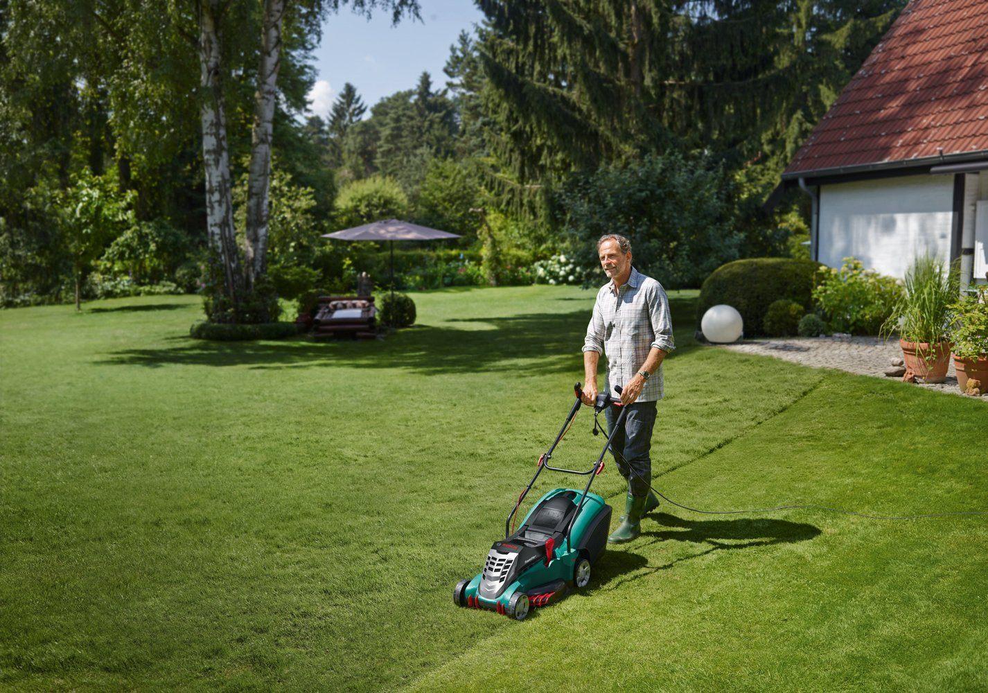 Bosch Rasenmäher Rotak 40 Test