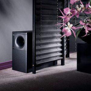 Bose Acoustimass 5 Series V Stereo Lautsprecher System schwarz