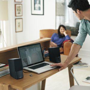 Bose Companion 2 Serie 3 Multimedia Lautsprechersystem schwarz