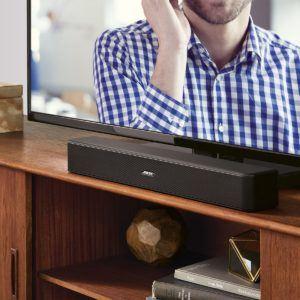 Bose Heimkino 5 TV Sound System schwarz