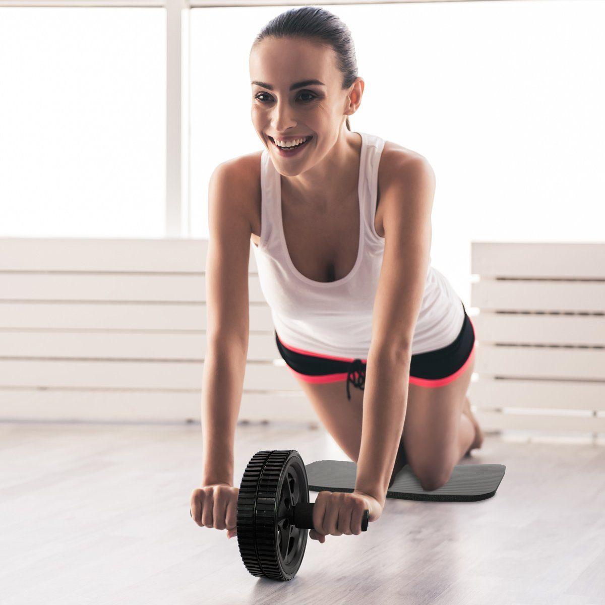 Bauchroller Training - wie lange und wie oft?