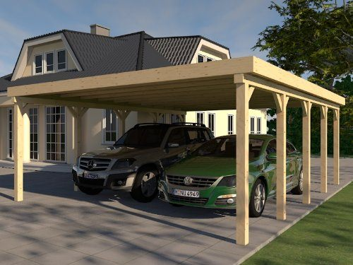 carport bausatz das sollten sie wissen expertentesten. Black Bedroom Furniture Sets. Home Design Ideas