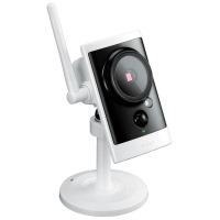D-Link DCS-2330L Wireless N Cloud Kamera (Tag & Nacht, für Innen- & Außenbereich, Aufnahmen in HD, integriertes Mikrofon, mydlink-App für iOS/Android)