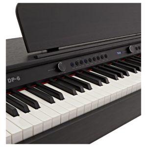 DP-6 Digitalpiano von Gear4music mit Zubehörpaket Test