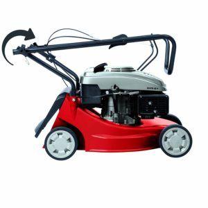 Einhell Benzin Rasenmäher GH-PM 40 P Test