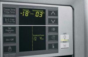 General Electric RCE 24 VFG 8R - Amerikanischer Kühlschrank