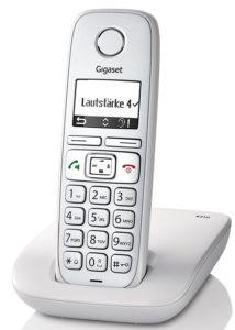 Gigaset E310 Telefon - Schnurlostelefon