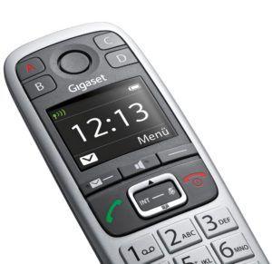Gigaset E560 Telefon - Schnurlostelefon