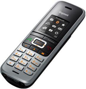 Gigaset S850HX Telefon - Schnurlostelefon