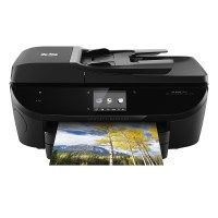 HP Envy 7640 e-All-in-One Drucker schwarz (Drucker, Scanner, Kopierer, Fax, WLAN, Airprint, HP Instant Ink)
