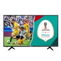 Hisense H65NEC5205 163 cm (65 Zoll) Fernseher (Ultra HD, Triple Tuner, Smart TV) [Energieklasse A]