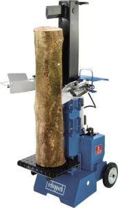 Holzspalter stehend HL1000V scheppach - 400V 50Hz