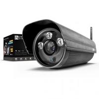 Überwachungskamera IN 5907HD Wlan IP von Instar in schwarz