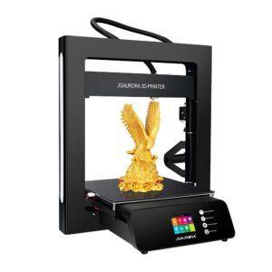 JGAURORA 3D Drucker A5 Aktualisierte Drucker Extreme Hohe Genauigkeit