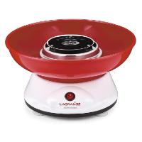 LAGRANGE Barbapapa-Maschine Zuckerwatte rot/weiß 400 W
