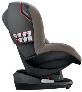 Maxi-Cosi Tobi Gruppe 1 (9-18 kg), Earth Brown, Kinderautositz, Auto-Kindersitz