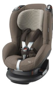 Maxi-Cosi Tobi Gruppe 1 (9-18 kg), Earth Brown, Kinderautositz, Auto-Kindersitz, earth brown