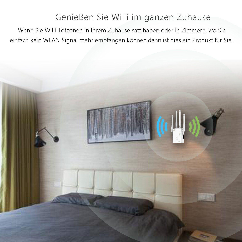 mini wlan repeater im test 2018 alle vor und nachteile alternativen. Black Bedroom Furniture Sets. Home Design Ideas
