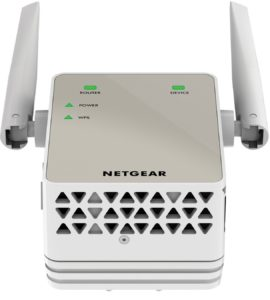 NETGEAR EX6120-100PES AC1200 Universal WLAN Range Repeater (AC, Dual-Band, RJ-45, 1200Mbit-s, Access Point)