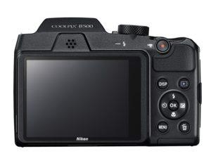 Nikon Coolpix B500 Kamera sch