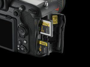 Nikon D500 Digitale Spiegelreflexkamera (20.9 Megapixel