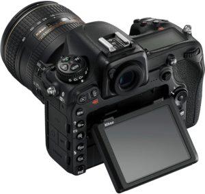 Nikon D500 Digitale Spiegelreflexkamera (20.9 Megapixel, 8 cm (3,2 Zoll) LCD